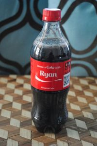 ryan arthur coke bottle